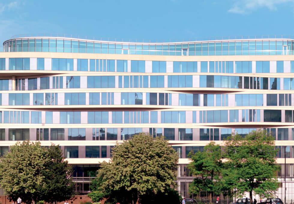 Finsbury Square EC2 office space – Building External