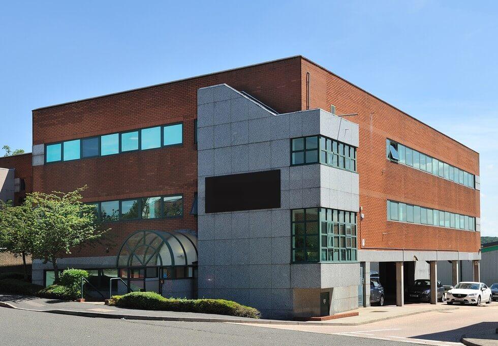 Green Street Green Road DA1 office space – Building External