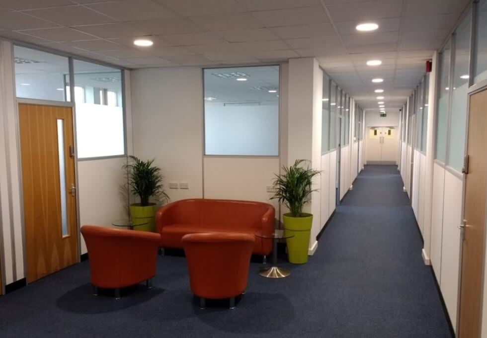 Park Street WS1 - WS10 office space – Break Out Area