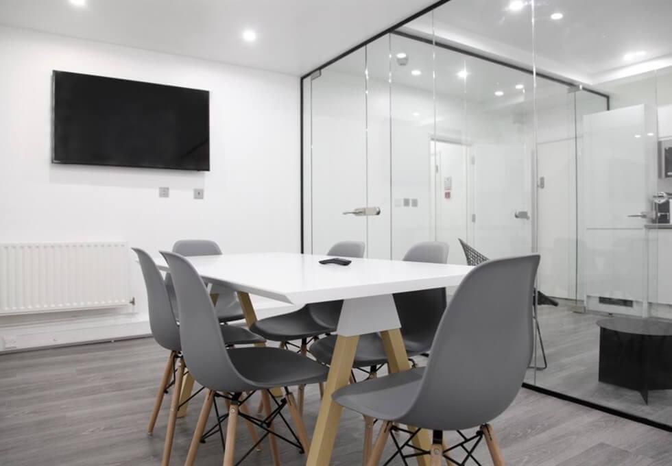 St John's Lane EC1 office space – Meeting/Boardroom