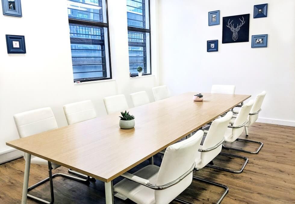 Christopher Street EC2 office space – Meeting/Boardroom