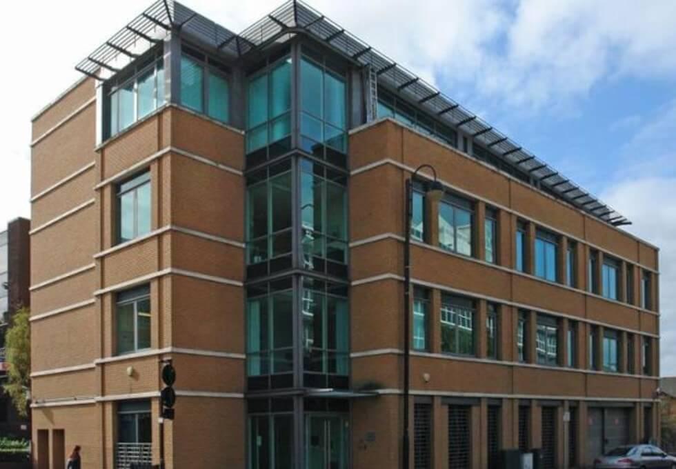 Vine Road UB8 office space – Building External