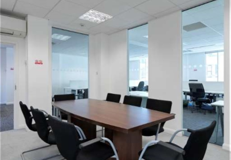 Minories E1 office space – Meeting/Boardroom