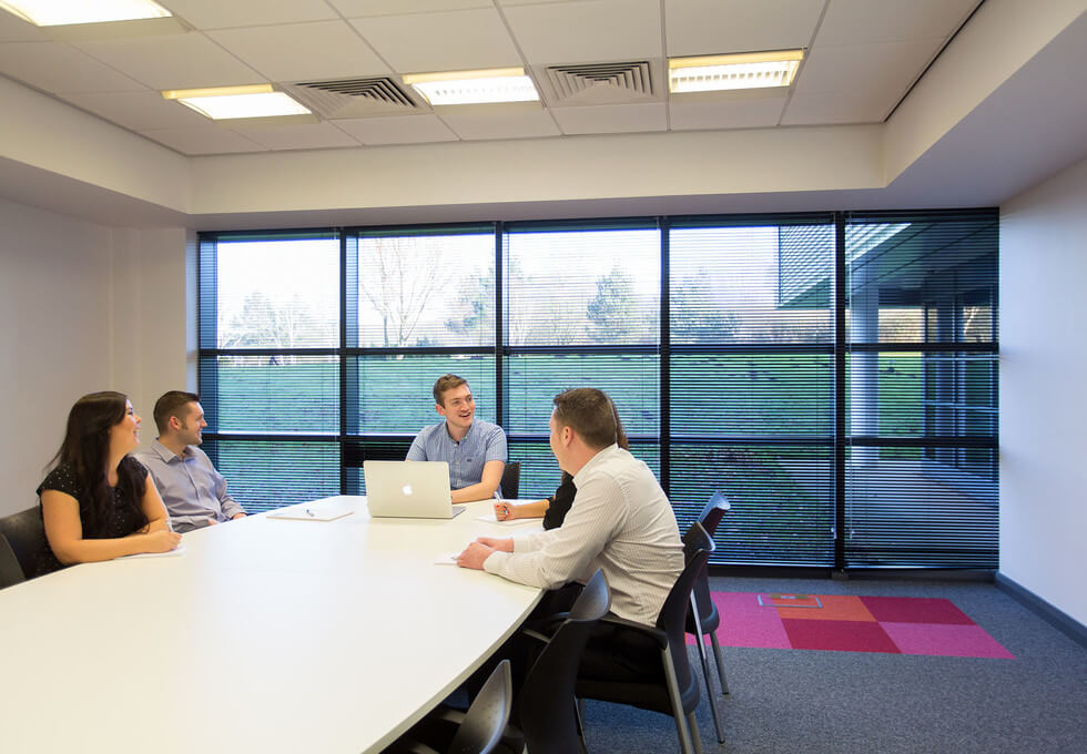 Lake View Drive NG1 office space – Meeting/Boardroom