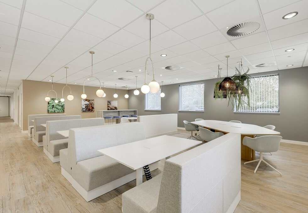 Innova Park EN2 office space – Break Out Area