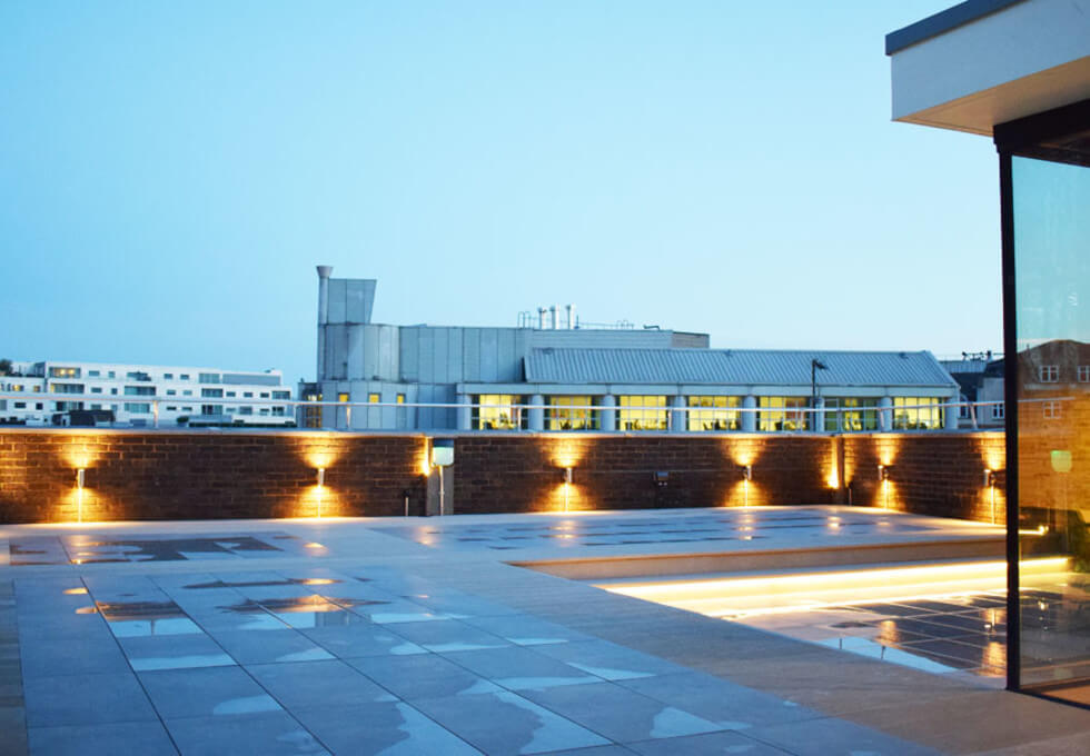 Marshalsea Road SE1 office space – Outdoor Area