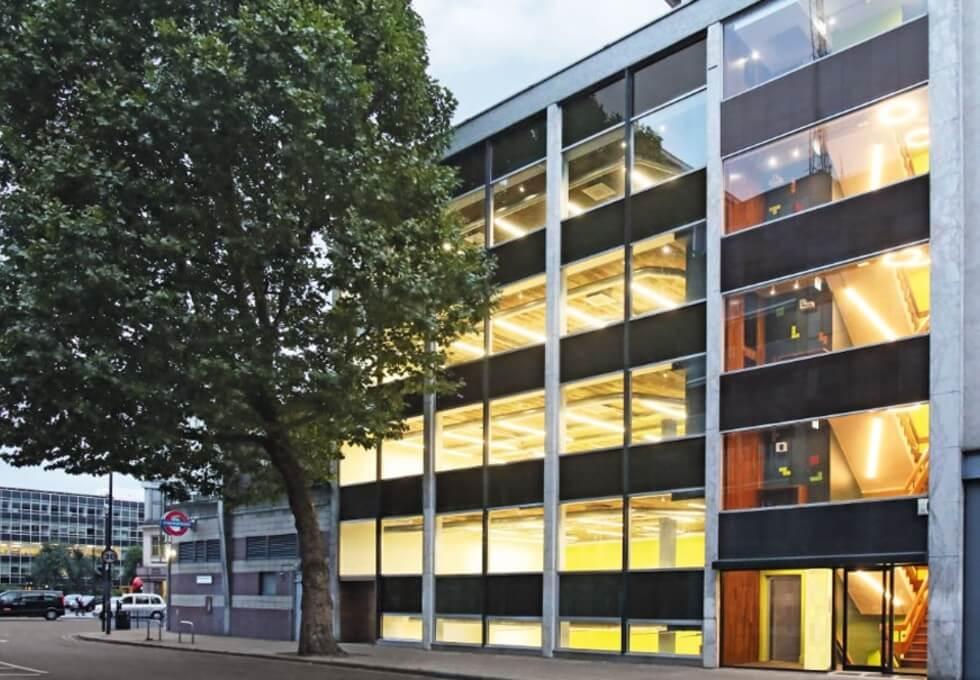 Marshalsea Road SE1 office space – Building External