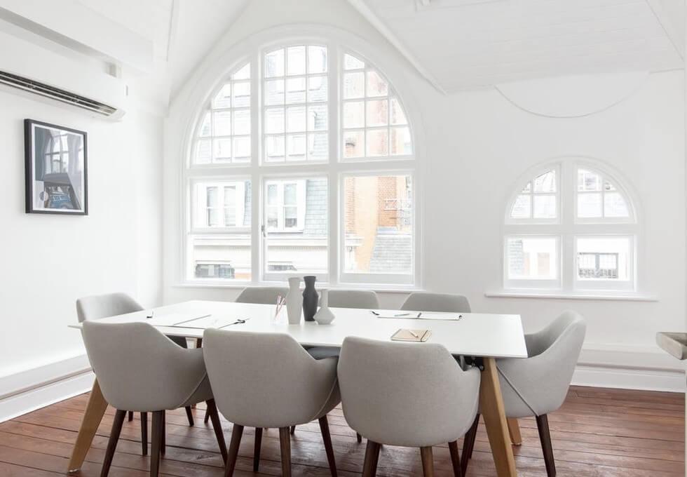 Wardour Street W1 office space – Meeting/Boardroom