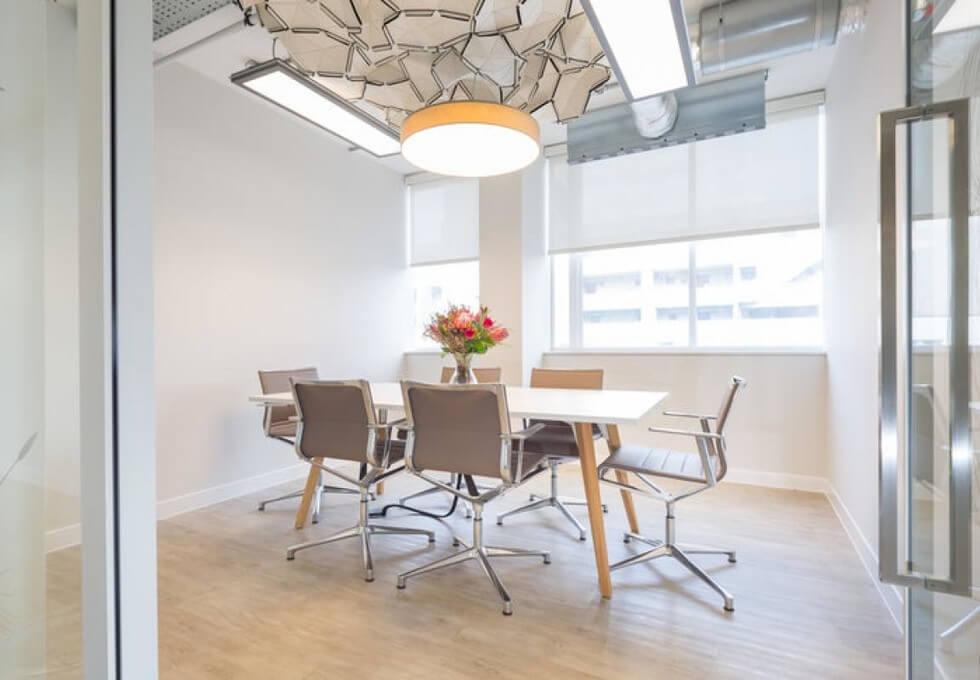 Bernard Street WC1 office space – Meeting/Boardroom