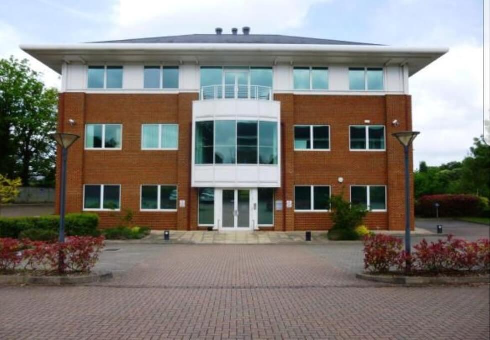 Jays Close RG21 office space – Building External