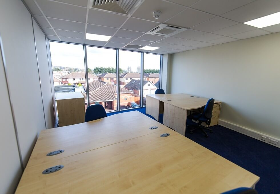 Castle Street PO14 - PO17 office space – Private Office (different sizes available)