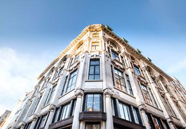 Winsley Street W1D office space – Building external