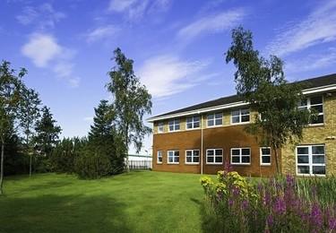 Deer Park EH54 office space – Building external