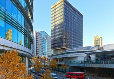 London Wall EC1 office space – Building external