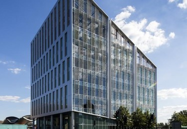 Brunel Way SL1 office space – Building external