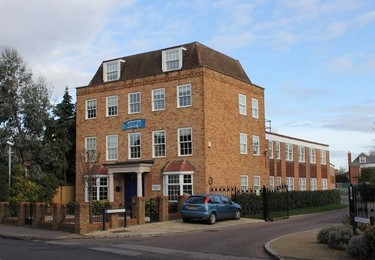 Thames Street KT13 office space – Building external
