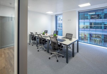 West Regent Street G1 office space – Private office (different sizes available)