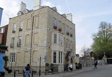 Castle Hill SL4 office space – Building external