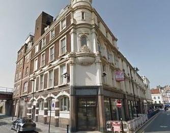 Ferndale Road SW2 office space – Building external