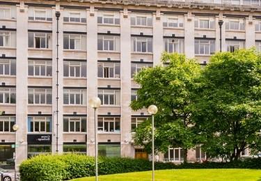 Bixteth Street L2 office space – Building external