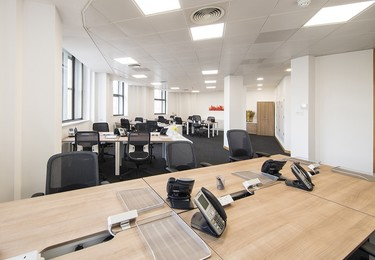 Northumberland Avenue WC2 office space – Private office (different sizes available)