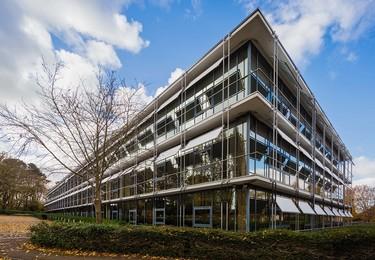 Sherwood Drive MK1 office space – Building external