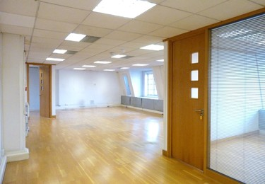 Great Portland Street W1 office space – Private office (different sizes available) unfurnished