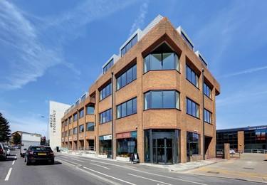 London Road KT2 office space – Building external
