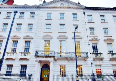 Upper Grosvenor Street W1 office space – Building external