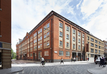 Hatfields SE1 office space – Building external