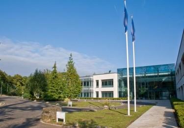 Hillswood Drive KT16 office space – Building external