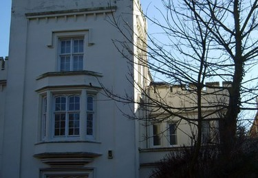 Spencer Parade NN1 - NN6 office space – Building external