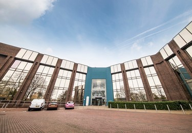 St John's Street PE1 office space – Building external
