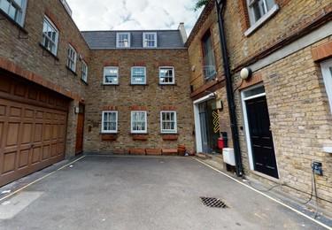 London Mews W2 office space – Building external