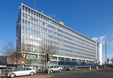 London Road TW1 office space – Building external