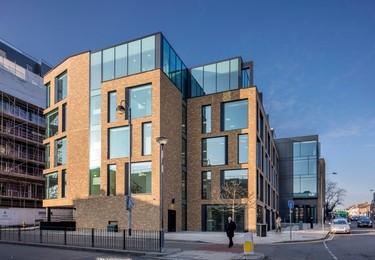 Belmont Road UB8 office space – Building external
