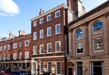 Blake Street YO1 office space – Building external