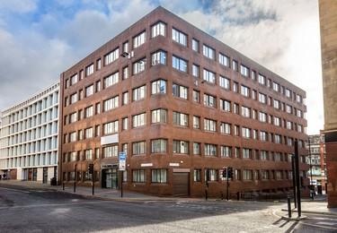 Market Street NE1 office space – Building external