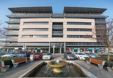Kingsway North NE8 office space – Building external