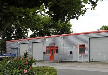 Lovet road CM17 office space – Building external