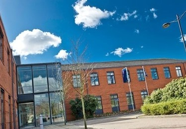 Kings Hill Avenue ME15 office space – Building external