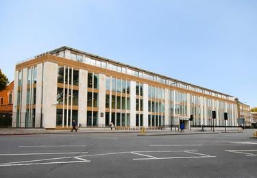 Kennington Lane SE11 office space – Building external
