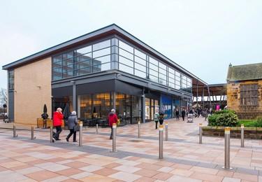 Market Walk WF1 office space – Building external