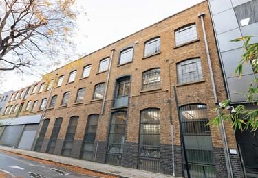 Boundary Row SE1 office space – Building external