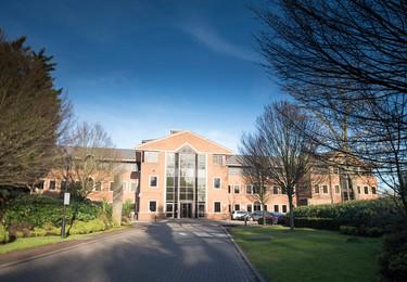 Bath Road UB7 office space – Building external