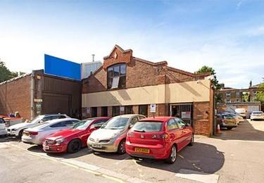 Arcadia Avenue N3 office space – Building external