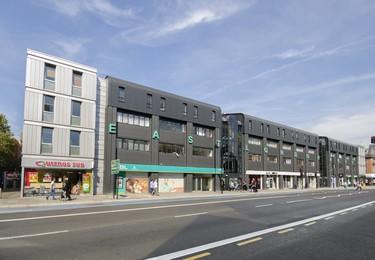 Whitechapel Road E1 office space – Building external