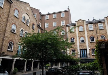 Rivington Street EC1 office space – Building external