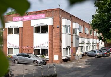 Severn Bridge DY12 office space – Building external