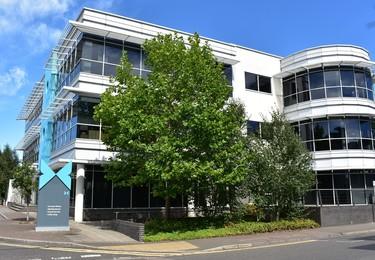 Hawkins Road CO1 office space – Building external